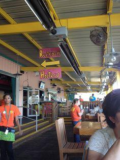 Lulu's Resturant at Gulf Shore Beach  - 03