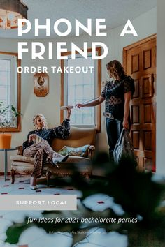 Keep it simple, and order your besties fav takeaway meal, and enjoy an evening in. Support your local restaurants and have a blast in your jammies. Fancy Gowns, Old Tv Shows, Bridal Showers, Orange, Guys And Girls, Best Part Of Me, Creative Director, Vintage Designs, Besties