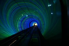 Time Tunnel in Shanghai — Kiribane Photography Logbook