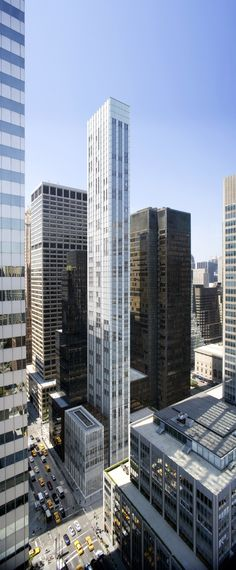 610 Lexington Avenue, New York, New York. Foster + Partners. #architecture