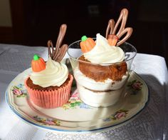 Trifles And Halloween Cupcakes   The Hillbilly Kitchen
