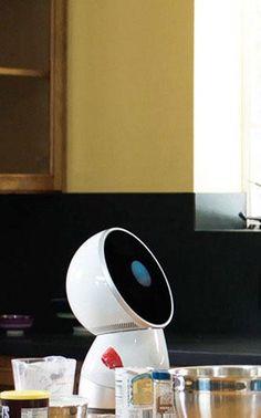 The Jibo home robot