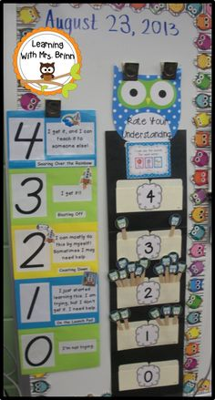 Learning With Mrs. Brinn: Five for Saturday!