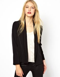 Image 1 of ASOS Relaxed Blazer