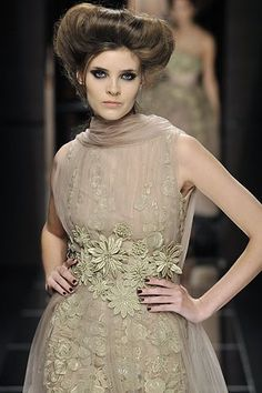 Elie Saab Fall 2008 Couture Collection Photos - Vogue