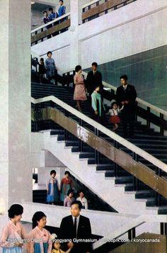 1976 Pyongyang Gymnasium  www.koryocanada.com