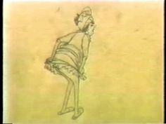 Pencil Test from Disney's The Rescuers