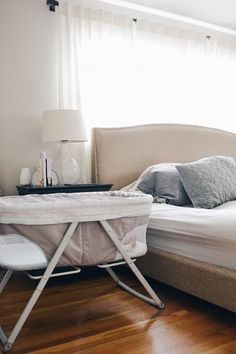 newborn baby sleep schedule + tips to get your baby to sleep through the night