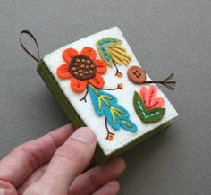 Needle book - lovely