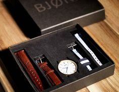 Watch Up & Conquer – BJORN Watch Co