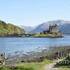 Eilean Donan Castle Eilean Donan, Framed Prints, Canvas Prints, Scottish Highlands, Landscape Photographers, Image Collection, Scotland, Castle, David