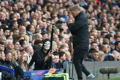 David Moyes haunted by 'Grim Reaper' on Everton return