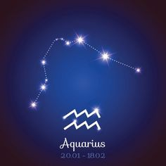 Only the best free Aquarius Constellation Tattoo tattoo's you can find online! Aquarius Constellation Tattoo tattoo's to print off and take to your tattoo artist. Aquarius Constellation Tattoo, Aquarius Tattoo, Aquarius Horoscope, Aquarius Facts, Horoscopes, Good Traits, Water Bearer, Tattoo You, Constellations