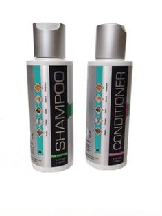 Forever Smooth  Xtreme Shampoo and Conditioner  34oz travel size  For fine hair >>> Click image for more details.