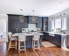 """306 Likes, 22 Comments - Tyler and Justin Sachs (@the_brothers_stonington) on Instagram: """"Isn't she beautiful?? Give her some love!! . - @chrisveithinteriors . Stools- @serenaandlily…"""""""