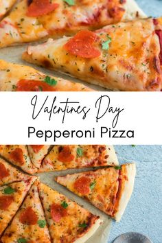 So cute! This homemade pepperoni pizza recipe gets a quick and easy Valentines Day makeover with adorable heart shaped pepperoni to show your Valentine you love them! This is a great kid friendly Valentines Day dinner idea and is the perfect valentines day recipe to make for the entire family! Best Dinner Recipes, Gourmet Recipes, Healthy Recipes, Easy Recipes, Homemade Pepperoni Pizza Recipe, Making Homemade Pizza, Healthy Meals For Kids, Quick Easy Meals, Slow Cooker Pasta