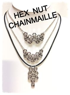 HAX  NUT  CHAINMAILLE