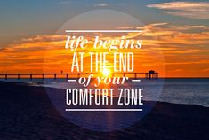 Five Reasons to Push Past your Comfort Zone
