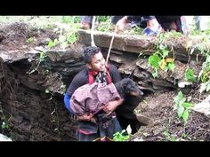 She Was Hopelessly Trapped In A Deep Well. When THIS Dog Was Finally Rescued? I'm In TEARS!