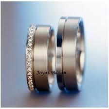 Resultado de imagen para anillos de matrimonio de oro 18k
