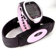 GSI Super Quality Women's Waterproof Heart Rate Monitor Watch With Transmitter Chest Belt - For Exercise, Sports, Running, Jogging and All Outdoor Activities - Measures Calories Burned , Stopwatch, and Alarm Functions-Pink by GSI. $19.99. Multi Function New Heart Rate Monitor Watch from GSI - For All Forms Of Indoor-Outdoor Activities. Heart-Rate Monitoring Has Become an Integral Part Of Training and Sports Exercising, and the GK922 was designed with all functions and fea...