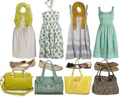 """""""summer dresses #3"""" by htotheb on Polyvore"""