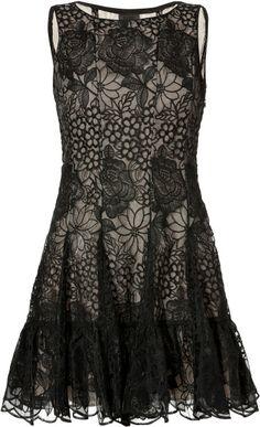 a9452df6aa Anna Sui Lace Dress Sheer Lace Dress