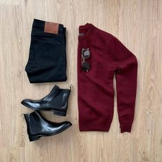 Smart Casual Wear, Casual Wear For Men, Stylish Mens Outfits, Casual Outfits, Men Fashion Show, Mens Fashion, Style Fashion, Parisian Fashion, Bohemian Fashion