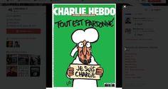Charlie Hebdo esgota exemplares na França