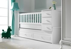 Πολυμορφική κούνια Elite 1499.01 Bunk Beds, Cribs, Bench, Storage, Furniture, Home Decor, Cots, Purse Storage, Decoration Home