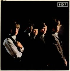 The Rolling Stones - cover art