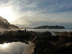 Hot Water Beach in Coromandel, New Zealand | 16 Of The World's Most Spectacular Beaches