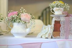 cute for afternoon tea theme