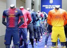 8b11545f9d Nuevos uniformes del FC Barcelona World Soccer Shop