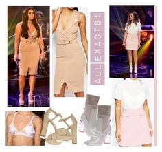 """""""JESY+JADE INSPIRED OUTFIT:*"""" by costina-raftu ❤ liked on Polyvore featuring Lipsy, Topshop and ASOS"""