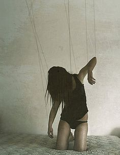 marionette - I'm liking this idea. What do you think @M Louise O'Mahony?