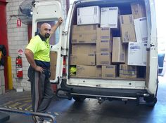 Urgent courier delivery systems that work DRS