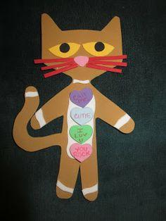 Valentine Pete the Cat