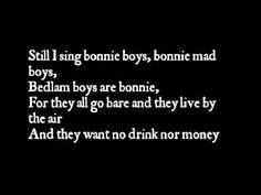 Boys of Bedlam / Tavern Boys