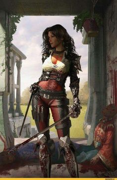 Women of Fantasy Pirate Art, Pirate Woman, Pirate Crafts, Pirate Queen, Pirate Ships, Fantasy Art Women, Fantasy Girl, Fantasy Warrior, Fantasy Adventurer