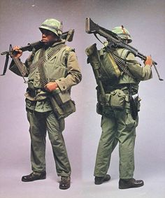Roger Muller uploaded this image to 'vnas'. See the album on Photobucket. Military Police, Military Art, Military History, Usmc, Military Uniforms, Military Action Figures, Vietnam War Photos, War Photography, Army Uniform