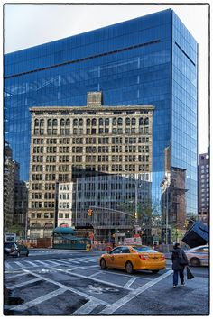 Reflections on East 8th Street - NYC   Flickr - Photo Sharing!