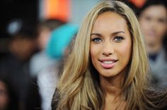 leona lewis #beautiful brown black queens girl with blonde hair