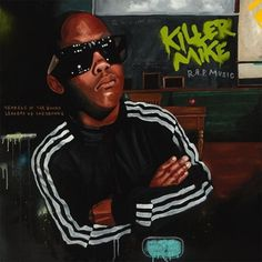 Killer Mike - R.A.P. Music. One of the best rap albums in a looooong time.