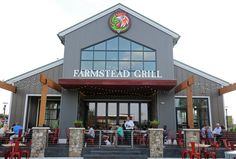 Farmstead Grill  Farmstead Grill (3721 Boston St., 410-522-0003, farmsteadgrill.com) opened June 16 at The Shops at Canton Crossing. Galen Sampson, formerly of The Dogwood, is the executive chef at the restaurant.  http://www.baltimoresun.com/entertainment/bal-new-baltimore-restaurant-20140115-021-photo.html