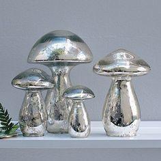 mushroom home decor - Google Search