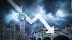 Storm clouds are gathering over the U.K.: An unstable government must negotiate Brexit while the economy shows signs of stress.