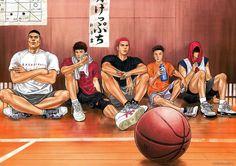 art of Takehiko Inoue 井上雄彦 ( Slam Dunk Manga, Manga Anime, Anime Guys, Anime Art, Manga Drawing, Manga Art, Inoue Takehiko, Basketball Anime, Mini Comic