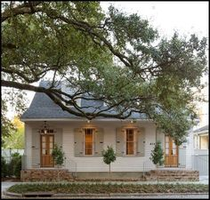 Shotgun Home Tour {New Orleans}