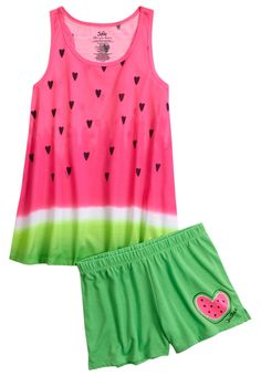 Watermelon Pajama Set                                                                                                                                                     More